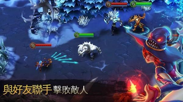 混沌与秩序之英雄战歌安卓版下载|混沌与秩序之英雄战歌 v3.0.1a带数据包下载